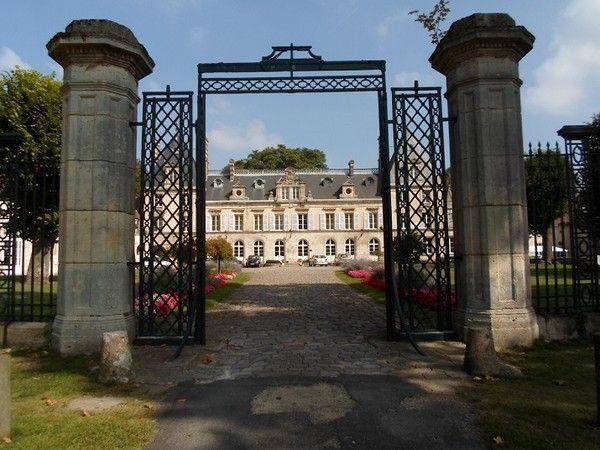 le chteau daramont verberie oise 60 - Chateau D Aramont Verberie Mariage