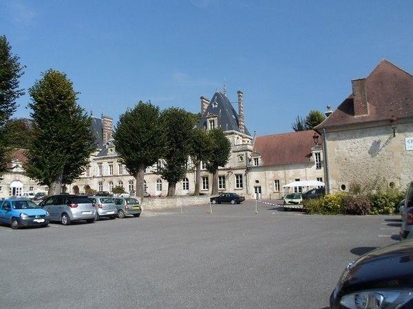 le chteau daramont verberie - Chateau D Aramont Verberie Mariage
